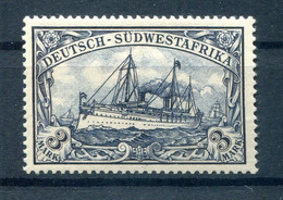 DSWA 22 LUXUS ** POSTFRISCH 150EUR (77799 - Colony: German South West Africa
