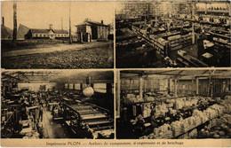 CPA Paris 6e - Imprimerie Plon (79712) - Arrondissement: 06