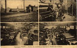 CPA Paris 6e - Imprimerie Plon (79713) - Arrondissement: 06