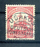 DSWA 26 Ideal USAKOS Gest. (H7564 - Colony: German South West Africa
