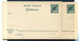 DSWA GA P1+3 Tadellos ** POSTFRISCH 49EUR (H9592 - Colony: German South West Africa