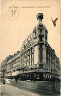 CPA Paris 6e - Rue De Rennes Et Maison Potin (79723) - Arrondissement: 06