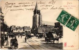 CPA Paris 6e - Église Saint-Germain Des Prés (79727) - Arrondissement: 06