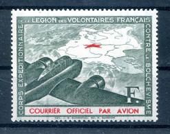 Frankreich Iib FARBE ** POSTFRISCH 40EUR (H7917 - Occupazione 1938 – 45