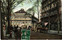 CPA Paris 6e - Le Théátre De L'Odéon (79731) - Arrondissement: 06