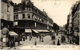 CPA Paris 6e - La Rue De Sévres (79735) - Arrondissement: 06