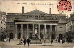 CPA Paris 6e - Le Théátre De L'Odéon (79739) - Arrondissement: 06