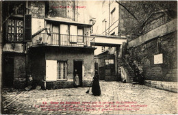CPA Paris 6e - Cour Du Jardinet (79749) - Arrondissement: 06