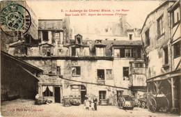 CPA Paris 6e - Auberge Du Cheval Blanc (79751) - Arrondissement: 06