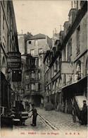 CPA Paris 6e - Cour Du Dragon (79758) - Arrondissement: 06