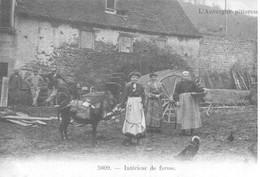INTERIEUR DE FERME - Frankreich