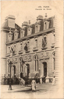 CPA Paris 6e - Faculté De Droit (79694) - Arrondissement: 06