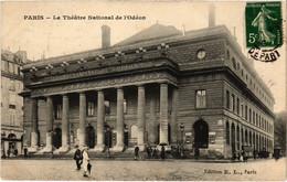 CPA Paris 6e - Le Théátre National De L'Odéon (79740) - Arrondissement: 06