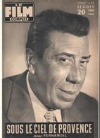 CINEMA LE FILM COMPLET N° 622 : FERNANDEL  1957 - Books, Magazines, Comics
