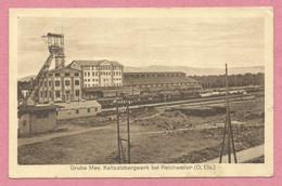REICHWEILER - RICHWILLER - Mines De Potasse D' Alsace - Grube Max - Kali - Puits De Mine - Embranchement Ferroviaire - Otros Municipios