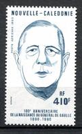 Nouvelle Calédonie - PA 274 ** - Cote 11,80 - NC 35 - Unused Stamps