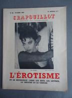Crapouillot No 62 Oct. 1963 - L'Erotisme Et Sa Répression Dans Les Arts, Lettres, Théatre, Cinéma - Couvert. Ava Gardner - Cinema