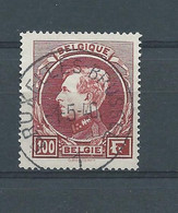 N°292A OBLITERE BRUXELLES - 1929-1941 Grand Montenez