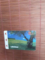 Phonecard 2LS Used Rare - Latvia
