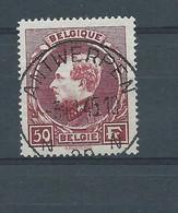 N°291C OBLITERE ANTWERPEN - 1929-1941 Grand Montenez