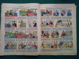 1935 Journal L'ÉPATANT - Les Pieds Nickelés - L'EMPLATRÉ RÉCALCITEANT - Pieds Nickelés, Les