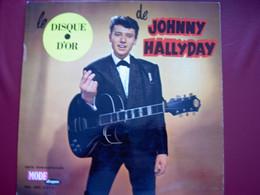 JOHNNY HALLYDAY - Le Disque D'or - Rock
