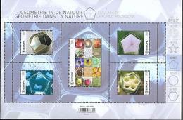 Belg. 2020 - Géométrie Dans La Nature - La Forme Pentagone ** - Nuovi