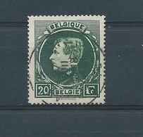 N°290B VERT FONCE  OBLITERE - 1929-1941 Grand Montenez
