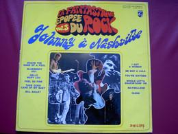 JOHNNY HALLYDAY - Johnny à Nashville (Epopée Du Rock Vol 3) - Rock