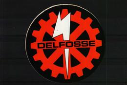 Autocollant   -    DELFOSSE - Aufkleber