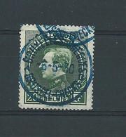 N°290  OBLITERE BRUXELLES CHEQUES EN BLEU - 1929-1941 Grand Montenez