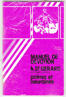 Manuel De Dévotion à Saint Gérard - Religione & Esoterismo