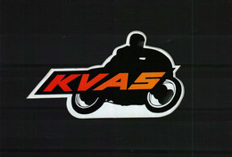 Autocollant   -    MOTO  KVAS - Pegatinas