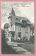 68 - ÜRBEIS - ORBEY - Schloss CAMME - Château LEFEBURE - Feldpost - Guerre 14/18 - Orbey