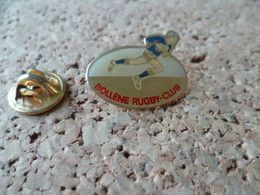 PIN'S  RUGBY CLUB   BOLLENE - Rugby