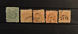 09 - 20 - Indian Feudatory State  - Hyderabad - Rare Stamp - Hyderabad