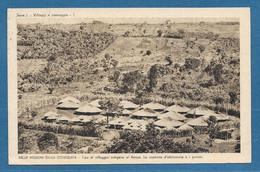 KENYA MISSIONI DELLA CONSOLATA VILLAGGIO INDIGENO VG. 1949 N°991 - Missions
