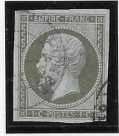 France N°11 - Oblitéré - TB - 1853-1860 Napoleon III