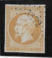 France N°13A - Oblitéré - TB - 1853-1860 Napoléon III