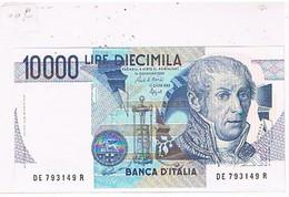 ITALIE BILLET  NEUF DE 10000 LIRE  N° DE 793149 R   BI47 - Italia