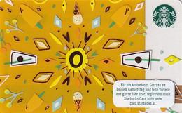 AUSTRIA - Starbucks Card, CN : 0310, Unused - Gift Cards