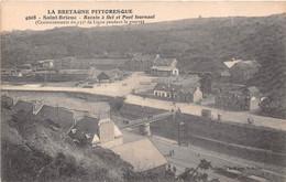SAINT BRIEUC - Bassin à Flot Et Pont Tournant - Saint-Brieuc