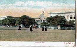 Cairo Caserne D'abdin - El Cairo