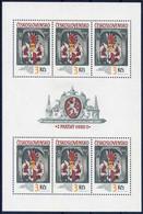 - Czechoslovakia 1987 -  2 Sheets MNH** - Sin Clasificación