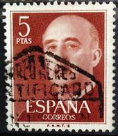 ESPAGNE                      N° 972                  OBLITERE - 1951-60 Usati