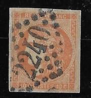 France N°48 - Oblitéré - B/TB - 1870 Emission De Bordeaux