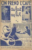 """""""On Prend L'café Au Lait Au Lit"""" - Pierre Dudan - Jacques Hélian - Paroles Et Musique De Pierre Dudan - Music & Instruments"""