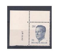 N° 2135 P5b** Avec CD 26.XI.92. - 1981-1990 Velghe