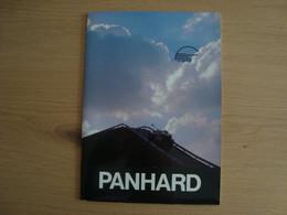 CATALOGUE PANHARD + 12 AFFICHES - Documenten