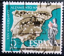 ESPAGNE                      N° 1034                  OBLITERE - 1961-70 Usati